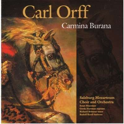 Carl Orff Carmina Burana By Salzburg Mozarteum Choir