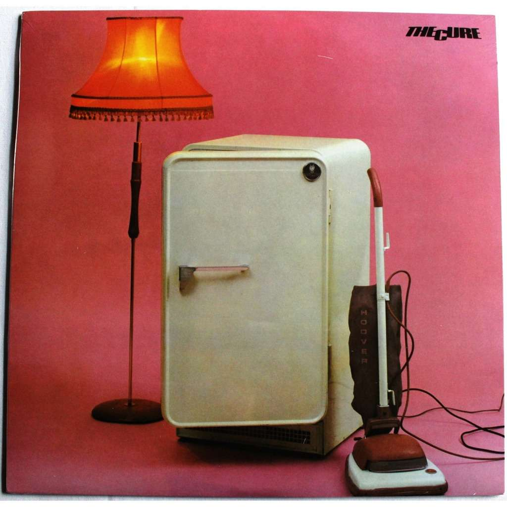 Three Imaginary Boys By The Cure Lp 180 220 Gr With