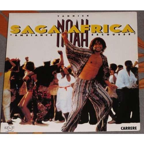 yannick noah saga africa