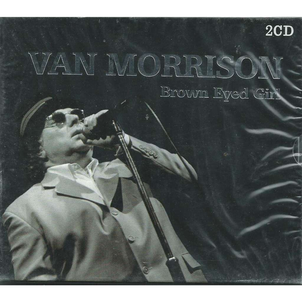 Brown Eyed Girl By Van Morrison Cd Box With Shangrilaum