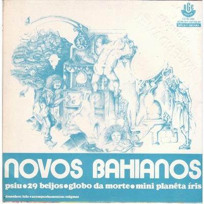 NOVOS BAHIANOS NOVOS BAHIANOS