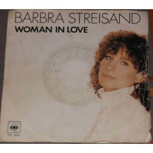 barbara streisand woman in love
