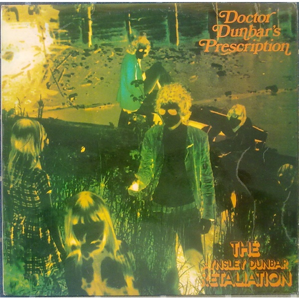 Aynsley Dunbar Retaliation Doctor Dunbar's Prescription (orignal UK mono)
