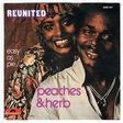 PEACHES  &  HERB - REUNITED / EASY AS PIE - 45T (SP 2 titres)