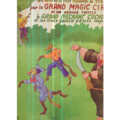 GRAND MAGIC CIRCUS - LES CONTES DE FEES RACONTES DE TRAVERS - LE GRAND MECHANT COCHON ET LES TROIS GENTILS PETITS LOUPS - 33T