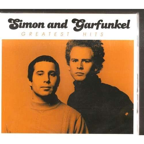 Greatest Hits By Simon And Garfunkel Cd X 2 With