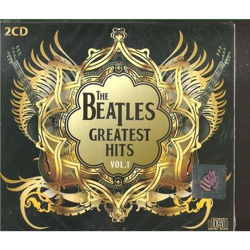 Greatest Hits Vol 1 By The Beatles Cd X 2 With