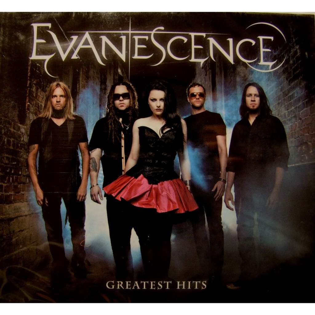 greatest hits 2cd de evanescence cd x 2 chez galarog ref 115783052. Black Bedroom Furniture Sets. Home Design Ideas