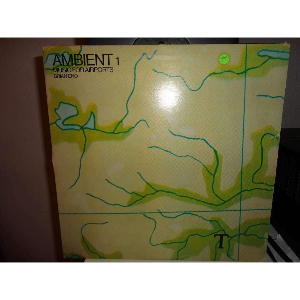 brian eno ambient 1 music for airports