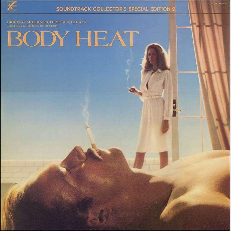 john barry Body Heat