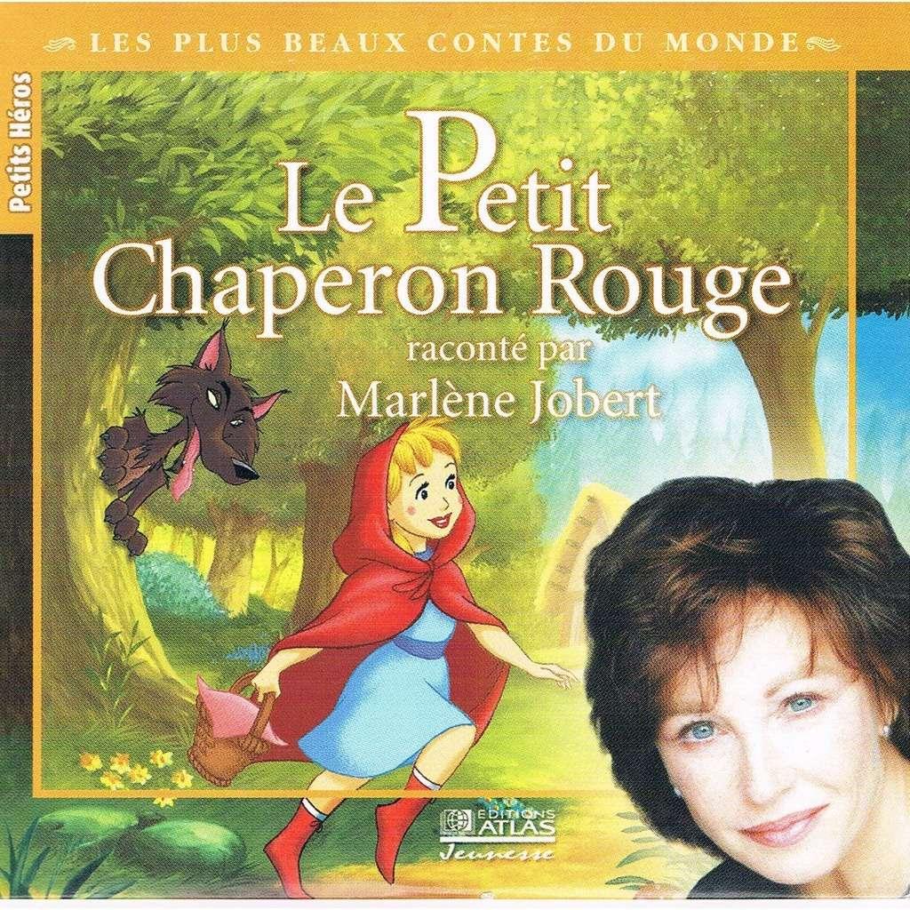 Le Petit Chaperon Rouge By Marlene Jobert Cd With Jms33t