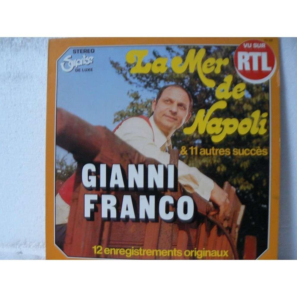 GIANNI FRANCO LA MER DE NAPOLI + 11