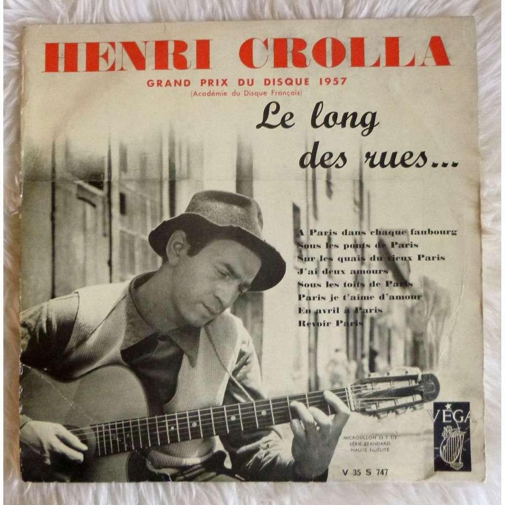 Henri Crolla Net Worth