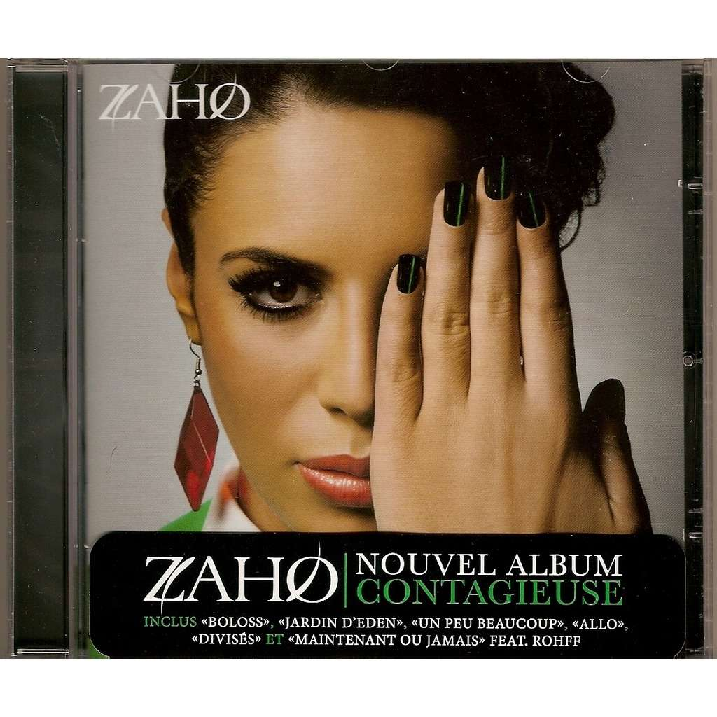 album contagieuse zaho