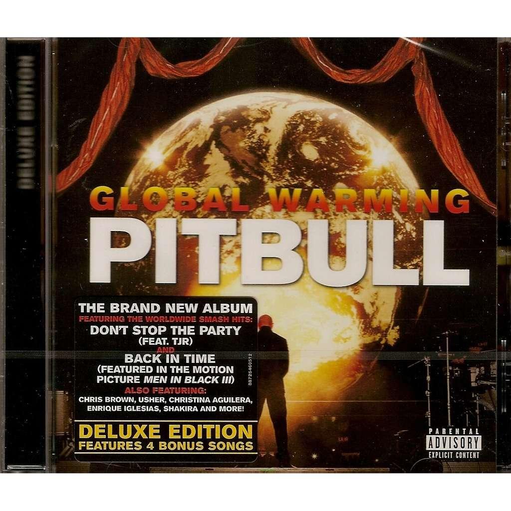 Global warming: meltdown: pitbull: amazon. Fr: musique.