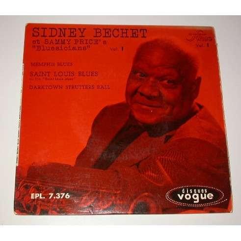 Sidney Bechet Memphis bleu