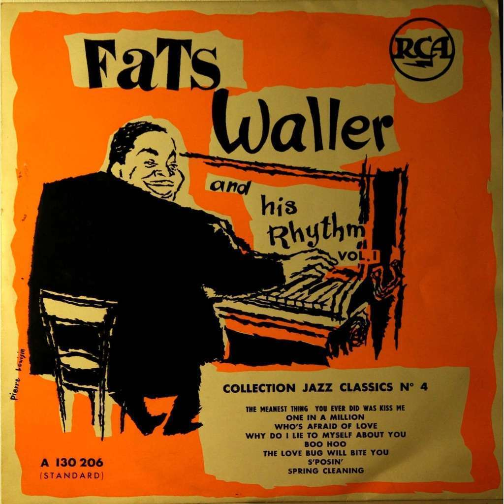 Fats Waller Fats Waller And His Rhythm Vol