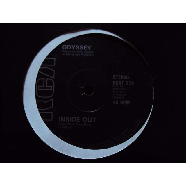 odyssey INSIDE OUT 1982 UK (MAXIBOXLP)