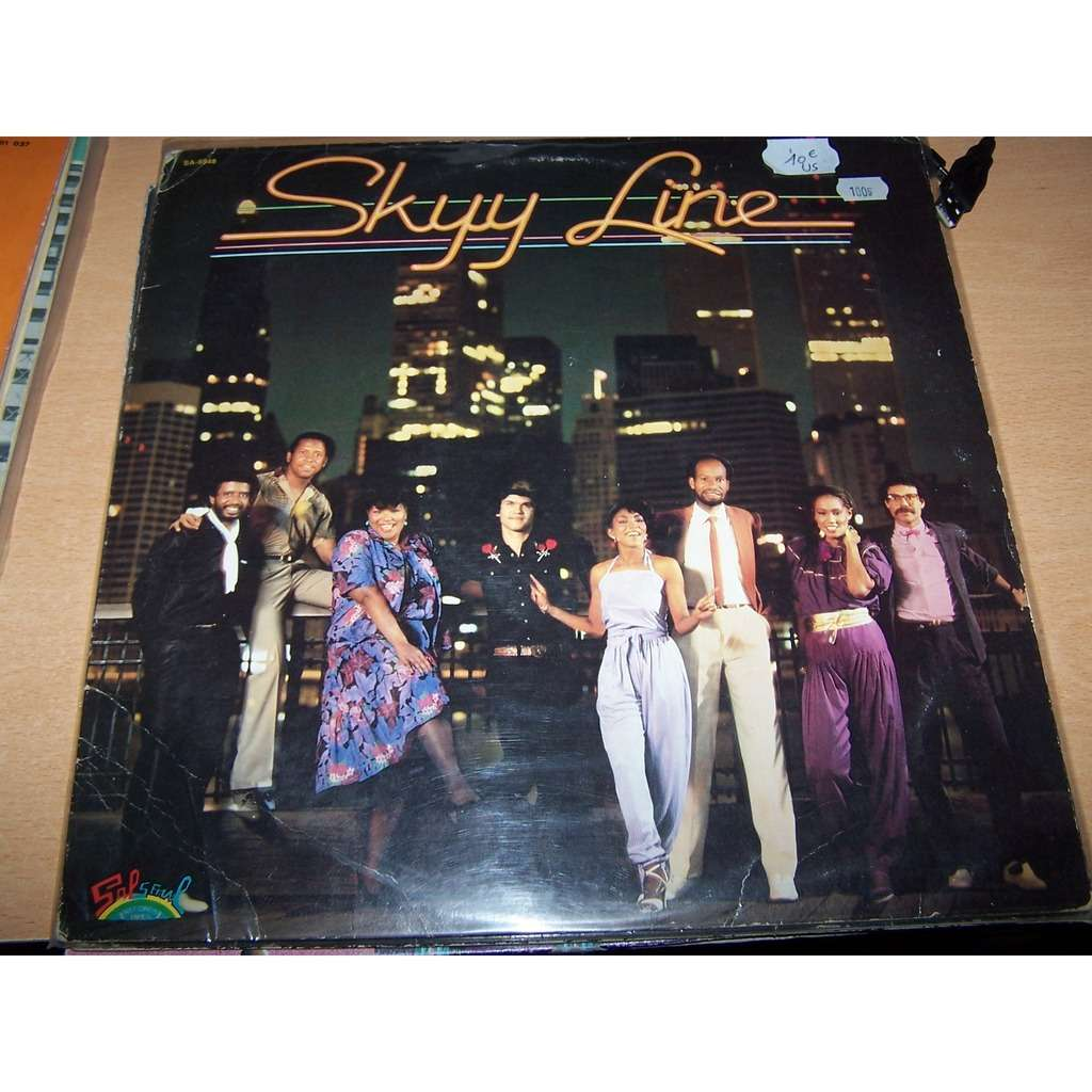 Skyy Band Funk : Skyy line by lp with bruno ref