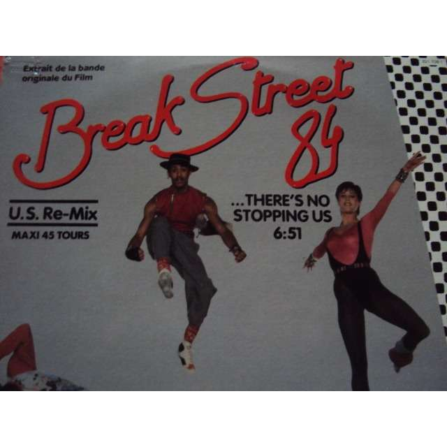 ollie and jerry breaking... There's no stopping us (extended version 6'51) 1984 france (maxiboxlp)