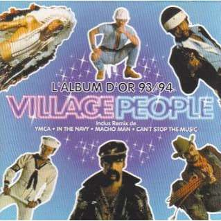 Village People Album d'or 93/94