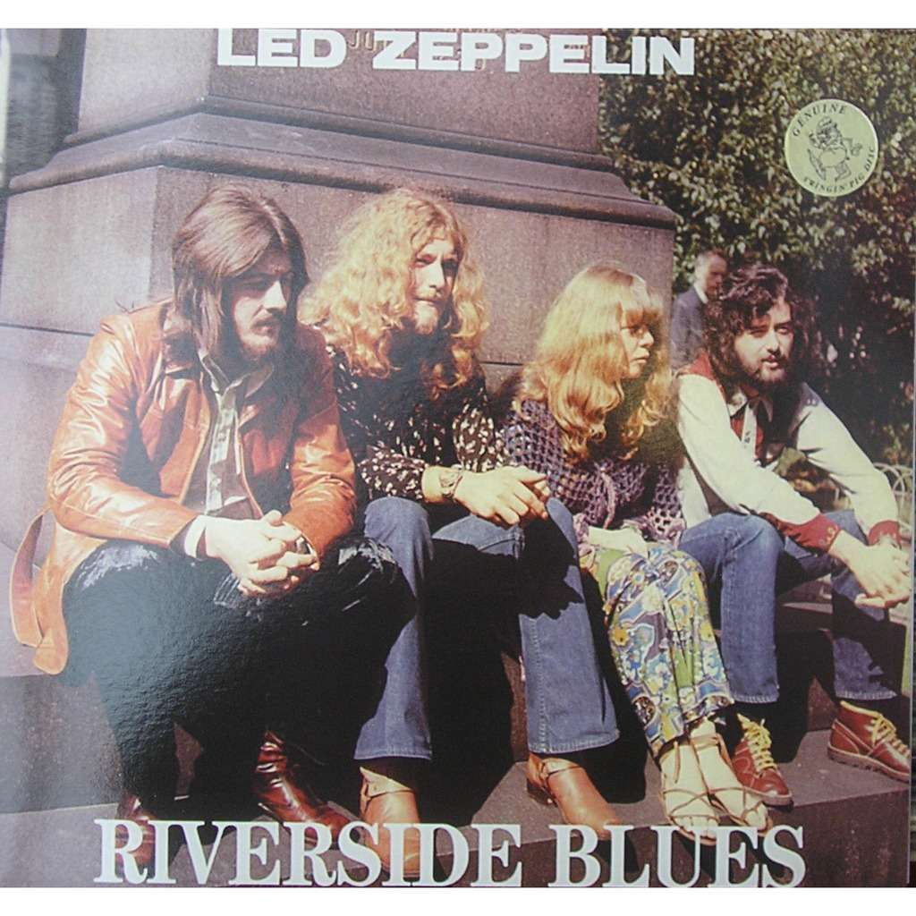 Riverside Blues By Led Zeppelin Lp With Ald93 Ref 115810400