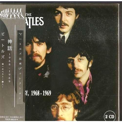 the beatles 1968-1969