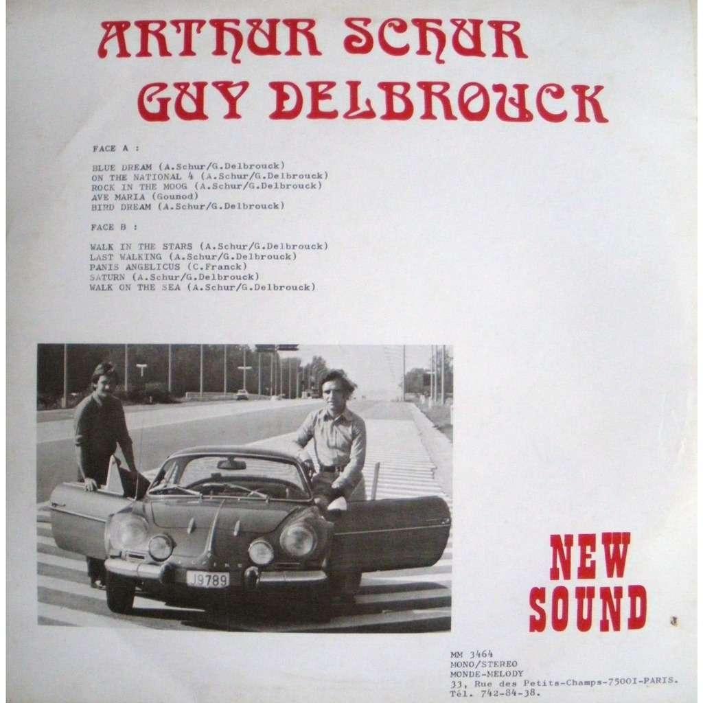 Arthur Schur Guy Delbrouck On The National 4 Blue Dream