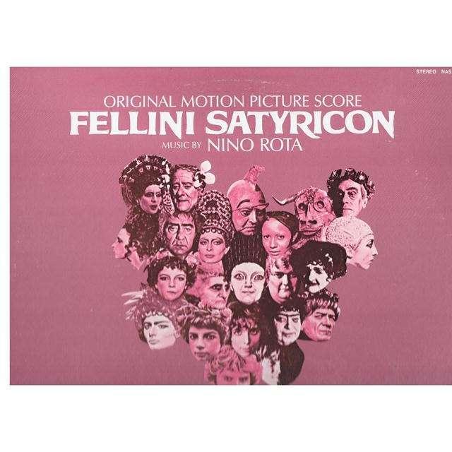 NINO ROTA Fellini Satyricon