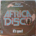DAISY DUMAKUDE - Africa disco - It's you ! - LP