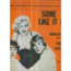 MARILYN MONROE - SOME LIKE IT HOT - 33T