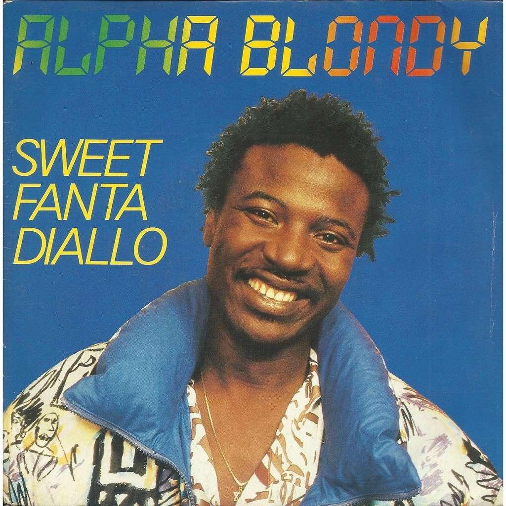 alpha blondy sweet fanta diallo