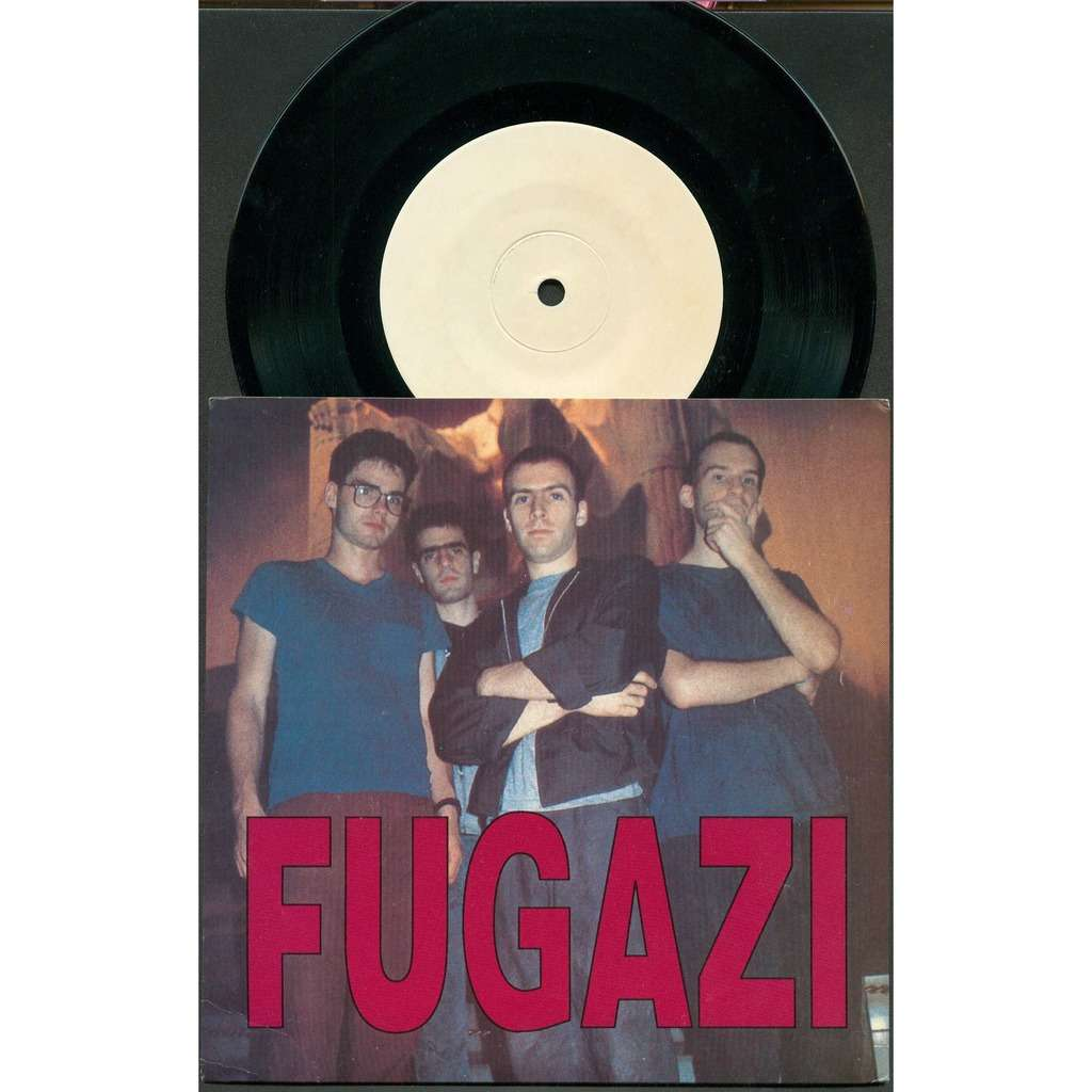Song Number One Bad Mouth Waiting Room Burning By Fugazi Ep With