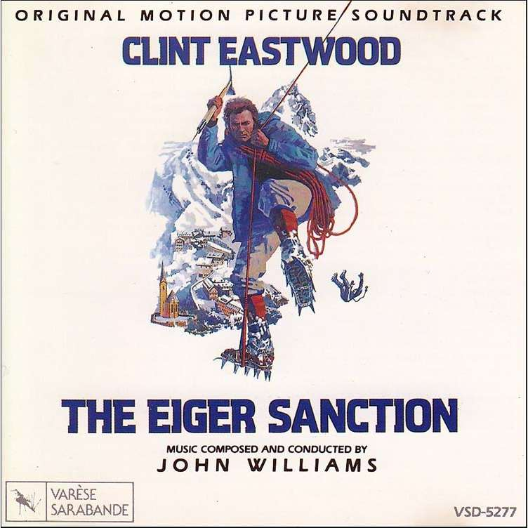john williams The Eiger Sanction