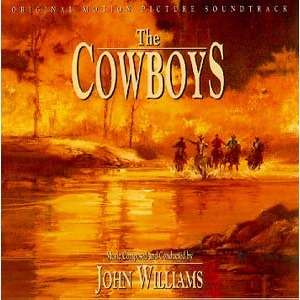 john williams The Cowboys