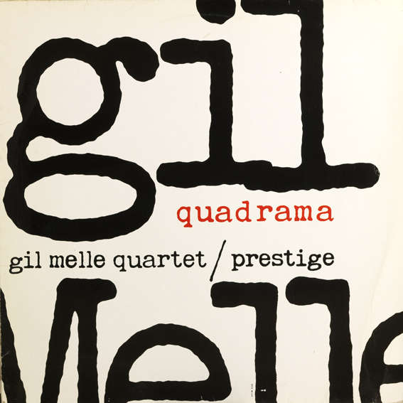 Quadrama By Gil Melle Lp With Jazzmad Ref 115816809