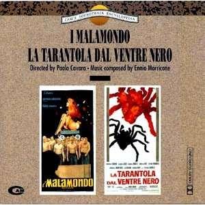 ennio morricone I Malamondo / La Tarantola Dal Ventre Nero
