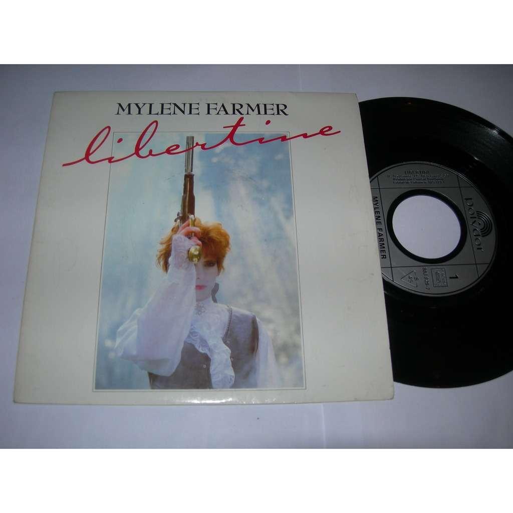 mylene farmer libertine / greta