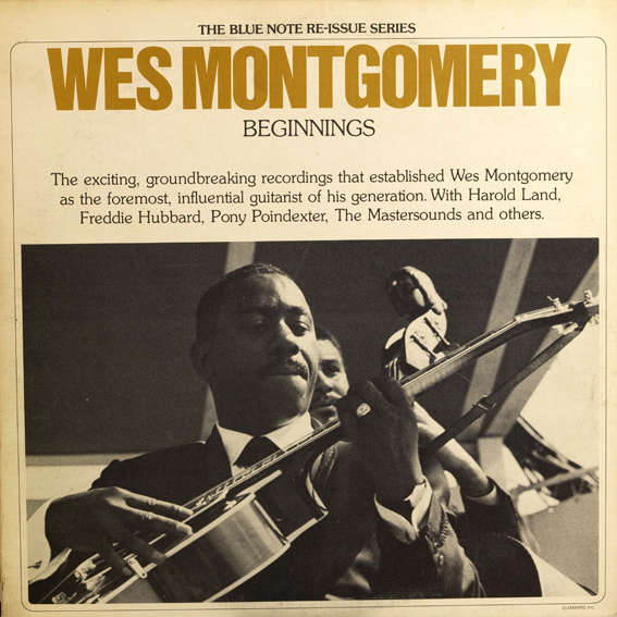 Beginnings By Wes Montgomery Double Lp Gatefold With