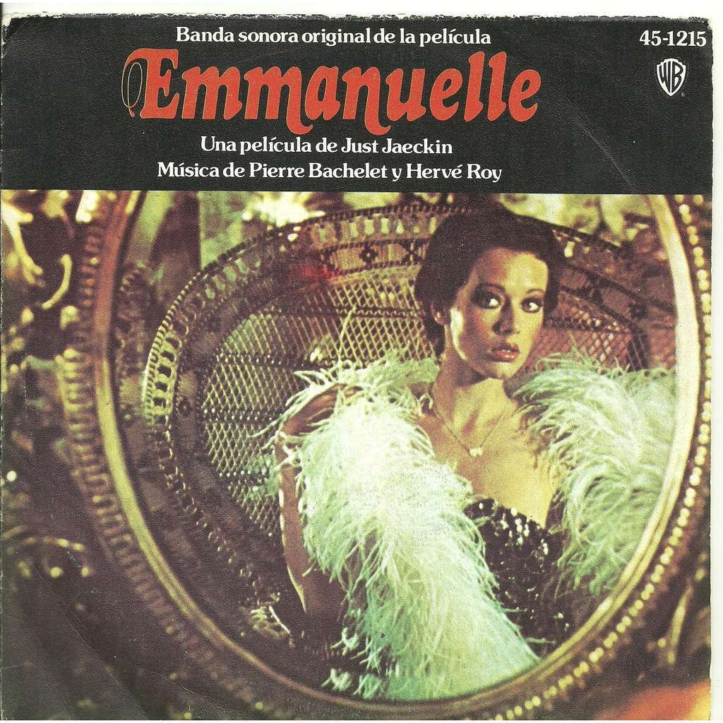 Emmanuelle Ost By Pierre Bachelet Sp With Madeinspain