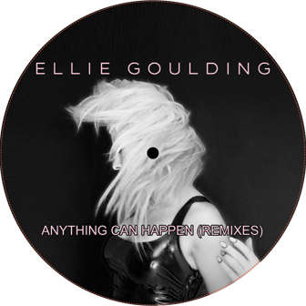 Anything Could Happen Color Vinyl By Ellie