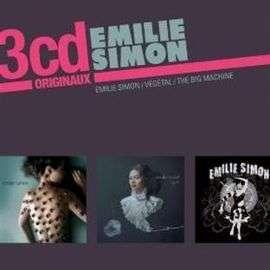 EMILIE SIMON EMILIE SIMON / VEGETAL / THE BIG MACHINE