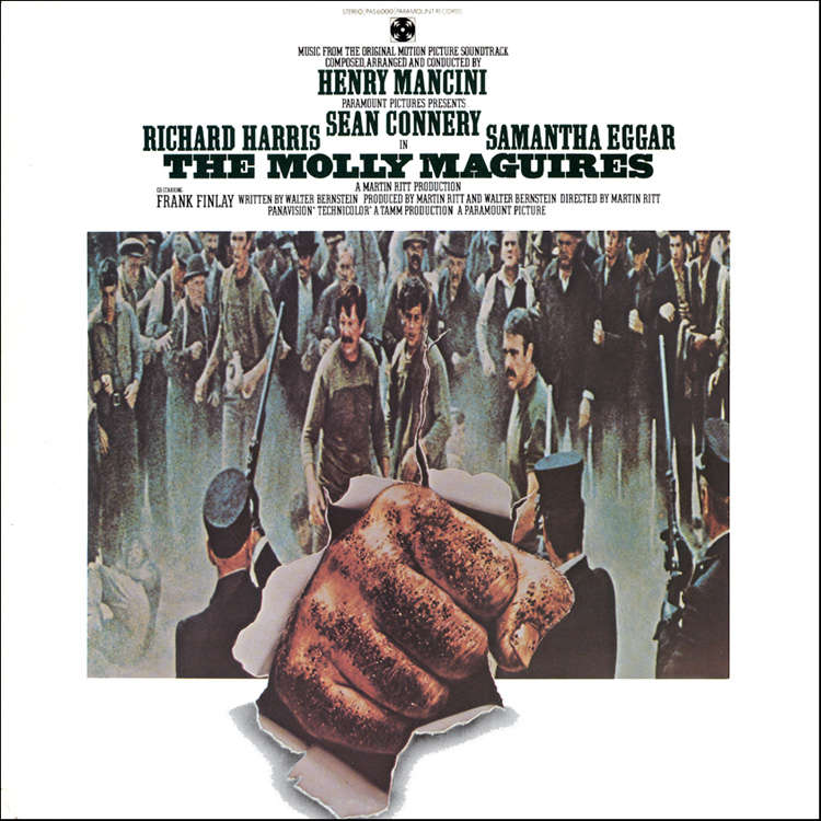 henry mancini The Molly Maguires