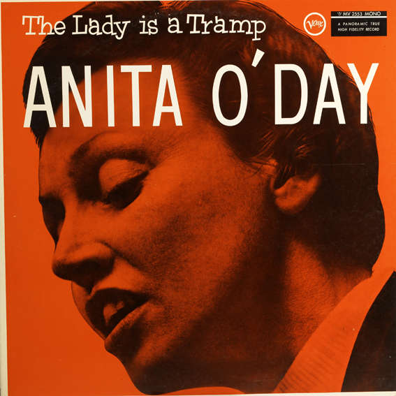 The Lady Is A Tramp By Anita O Day Lp With Jazzmad Ref