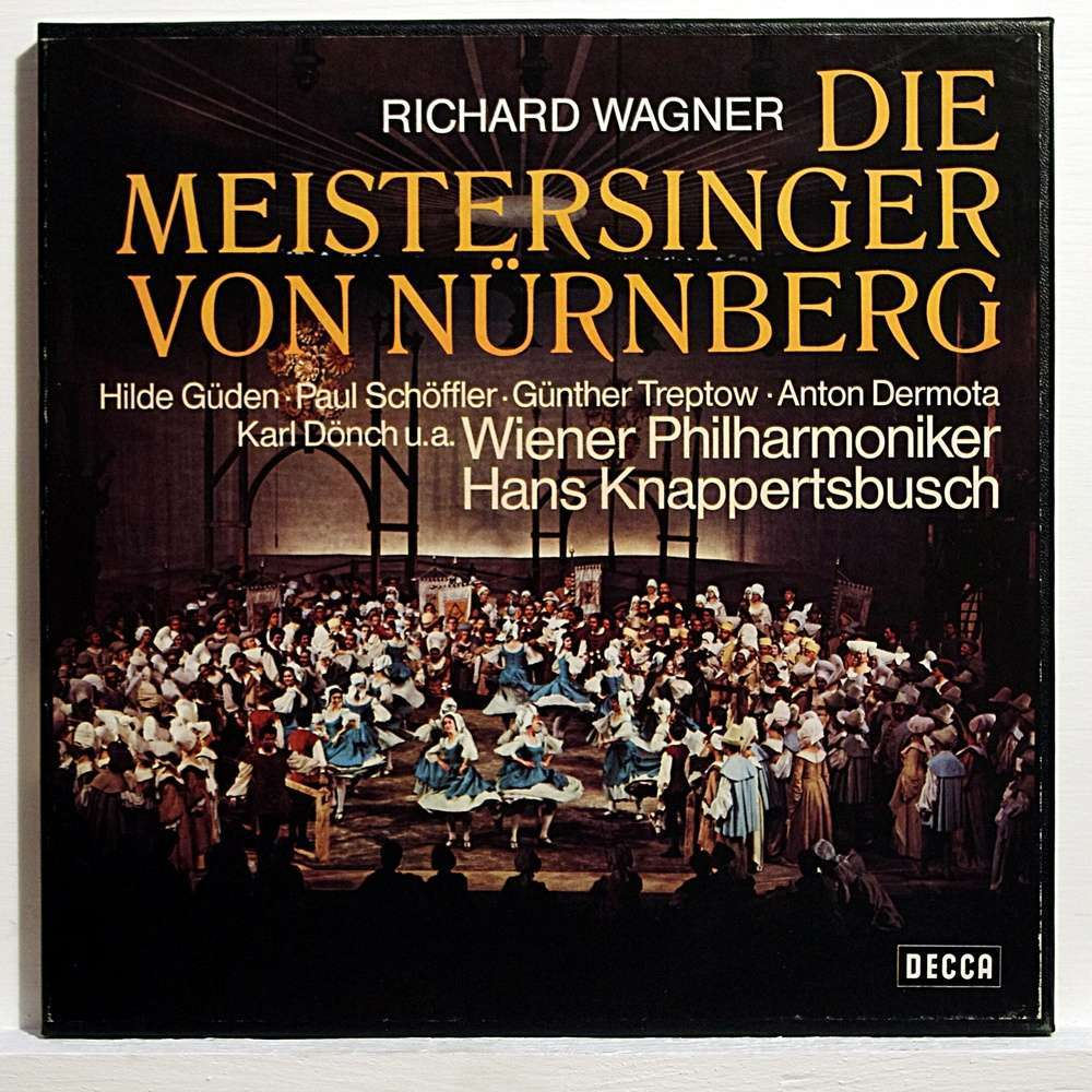 Richard Wagner - Wiener Philharmoniker , Georg Solti - Die Walküre - Auszüge