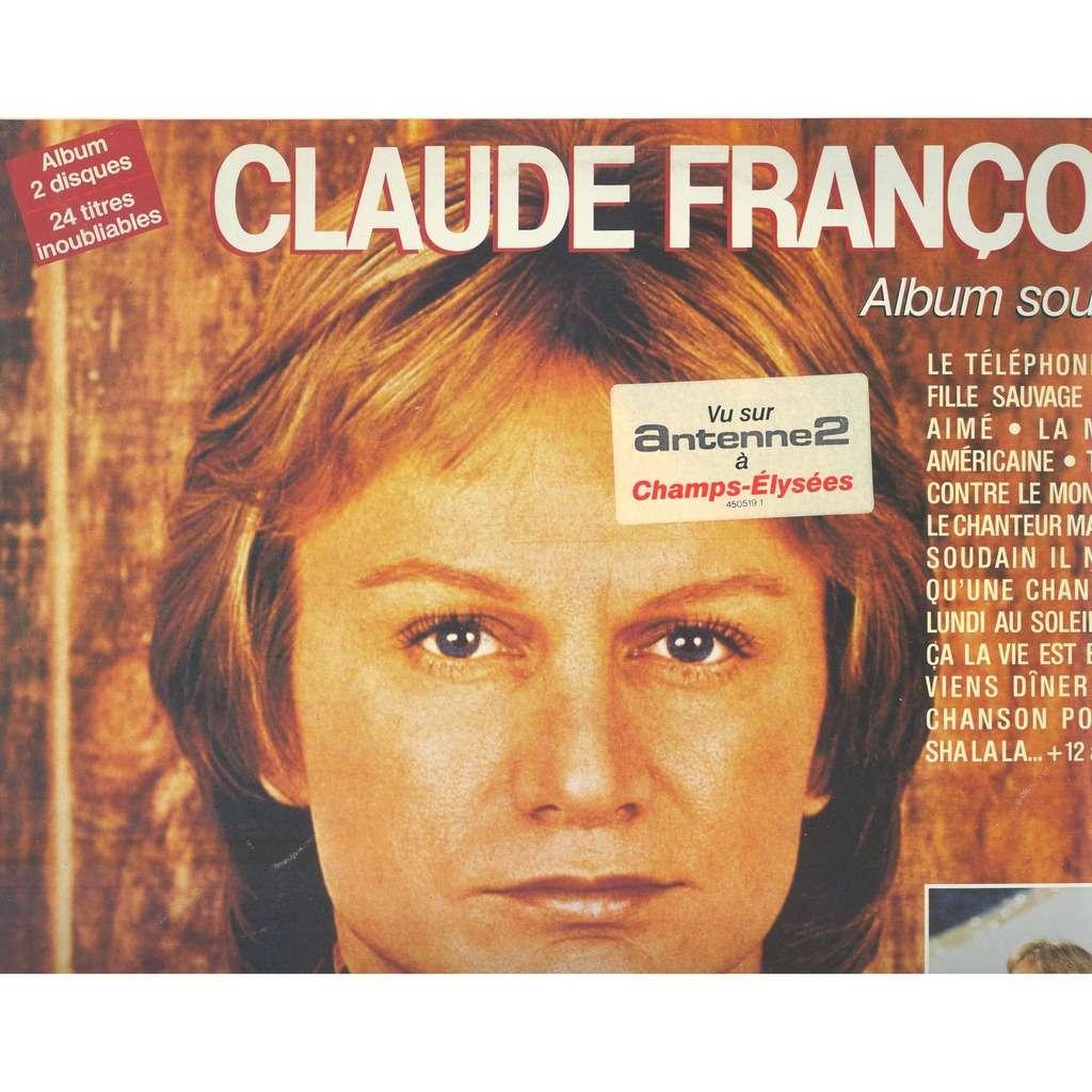 FRANCOIS Claude ALBUM SOUVENIR
