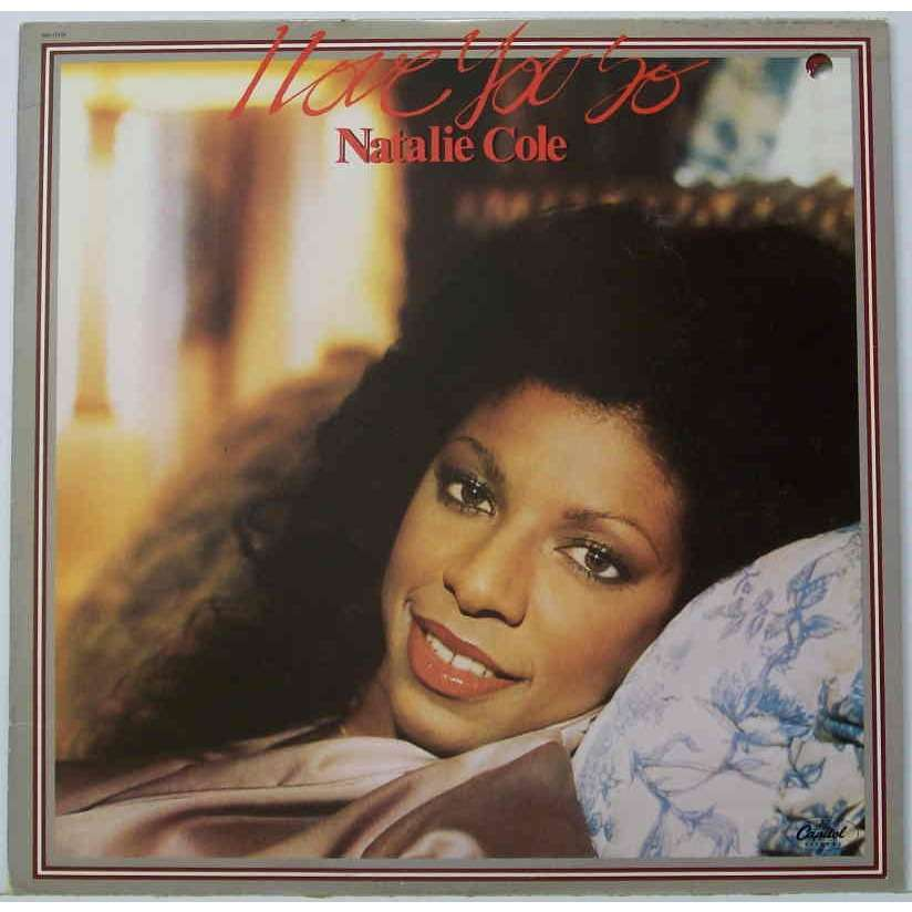 I Love You So India By Natalie Cole Lp With Progg