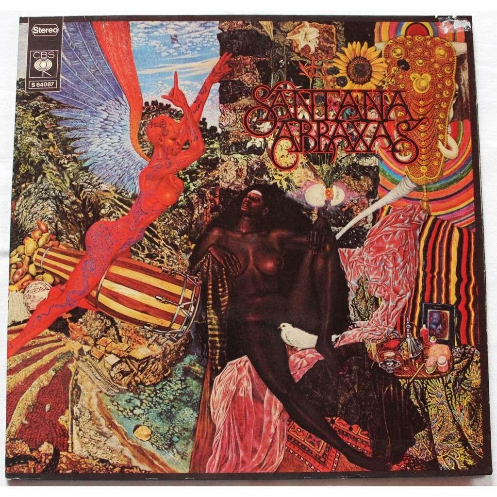 Abraxas By Santana Lp With Rocknrollbazar Ref 115834560