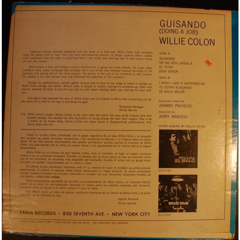 guisando willie colon