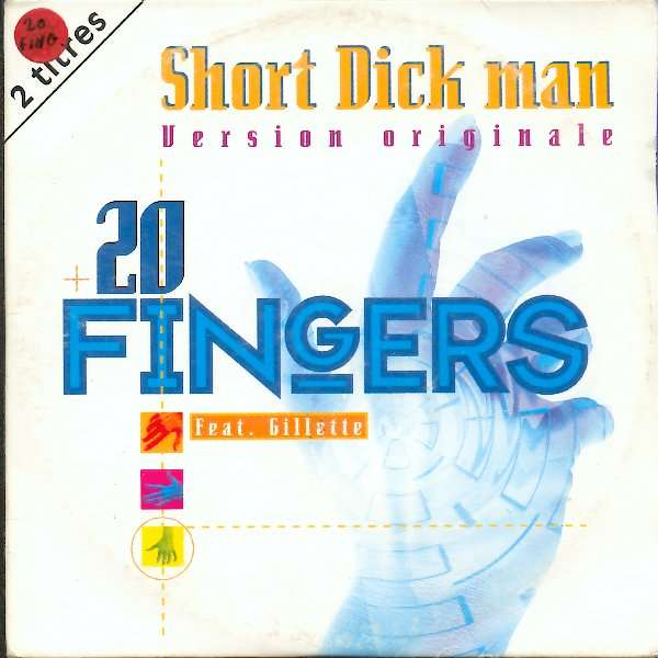 Gillete Short Dick Man 93